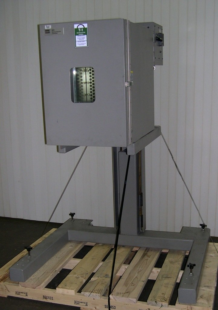 Used Environmental Testers Temperature Test Chamber