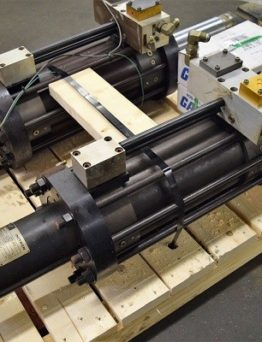 Hydraulic Actuators Archives | Frank Bacon